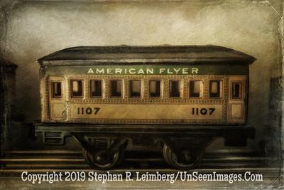 American Flyer 1107 Jim Widerman - Copyright 2015 Steve Leimberg - UnSeenImages Com L1000911-1