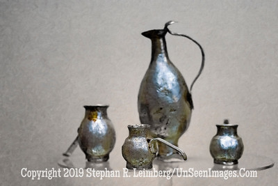 Ancient Pitchers - PAINTING - Copyright 2019 Steve Leimberg UnSeenImages Com _DSF7307