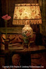 Lamp in Vanderbilt Mansion - Copyright 2014 - Steve Leimberg - UnSeenImages Com_H1R2935