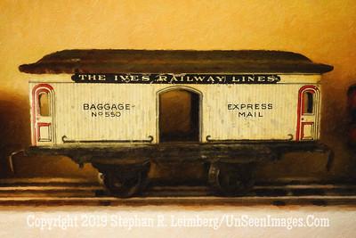 Ives Railway Lines - Copyright 2015 Steve Leimberg - UnSeenImages Com L1000934