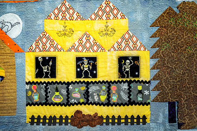 House of Horrors Quilt Copyright 2020 Steve Leimberg UnSeenImages Com _DSF7954-Exposure