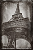 Eiffel Tower Under Construction PAINTING 2012 _L8I4822