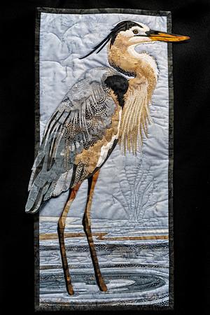 Heron Quilt Copyright 2020 Steve Leimberg UnSeenImages Com _DSF7980