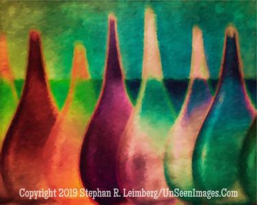 BottlesCapri2 1   Painting - Copyright 2015 Steve Leimberg - UnSeenImages