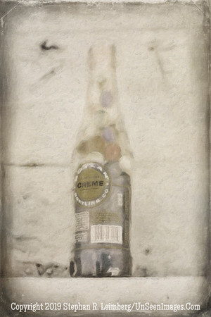Boylan Soda Bottle - B&W Copyright 2016 Steve Leimberg - UnSeenImages Com _H1R2891