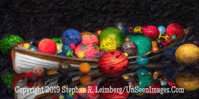 Chihuly Boat - Copyright 2015 Steve Leimberg - UnSeenImages Com_Z2A8887