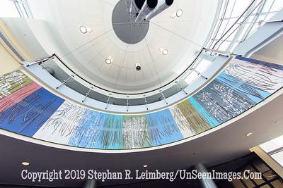 Celing of Proton Institute Copyright 2019 Steve Leimberg UnSeernImages Com _Z2A5984-HDR