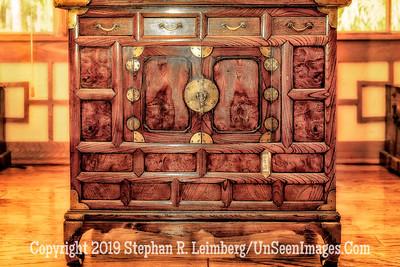 Chest in White Oak - Copyright 2016 Steve Leimberg - UnSeenImages Com _Z2A9986