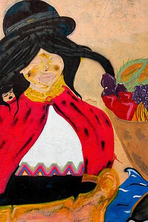Wall Painting Quito Copyright 2020 Steve Leimberg UnSeenImages Com _DSC1215