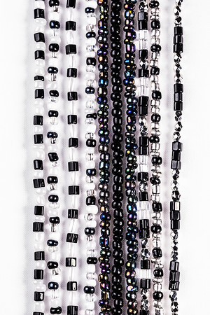 Black Beads Copyright 2021 Steve Leimberg  UnSeenImages Com _DSF0882