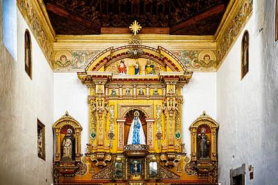 Monastary Chapel Quito Copyright 2020 Steve Leimberg UnSeenImages Com _DSC1455