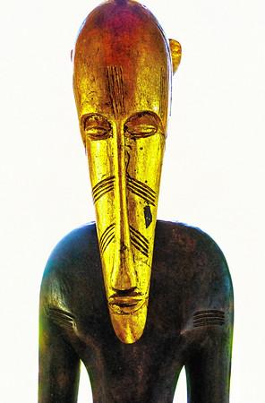 Tanzania Golden Mask Copyright 2020 Steve Leimberg UnSeenImages Com _DSC1385