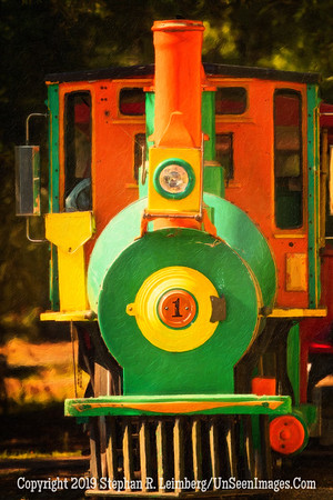 Zoo Train - Copyright 2016 Steve Leimberg - UnSeenImages Com _A6I5465