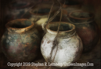 Pots at Lis' Pool - Copyright 2016 Steve Leimberg - UnSeenImages Com _Z2A4678_DxO
