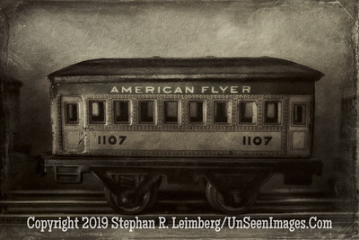 American Flyer 1107 Jim Widerman - B&W Copyright 2015 Steve Leimberg - UnSeenImages Com L1000911-1