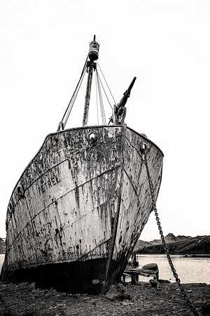 Whaling Ship Petrel Copyright 2020 Steve Leimberg UnSeenImages Com _DSF0337