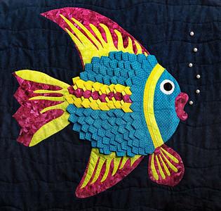 Fish Quilt Copyright 2020 Steve Leimberg UnSeenImage Com _DSF7925
