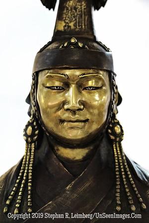 Mongolian Warrior Copyright 2019 Steve Leimberg UnSeenImages Com _DSF7726