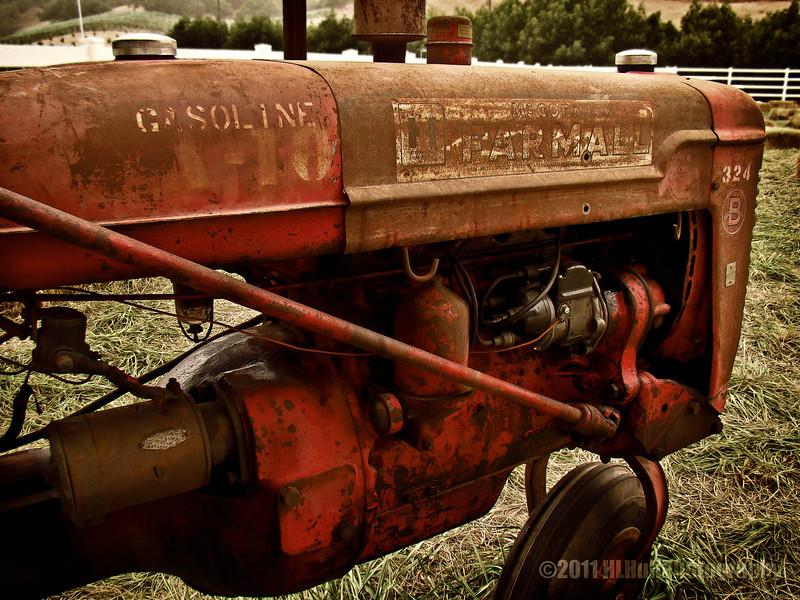 International Harvester Farmall Tractor