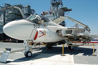 U.S.S. Midway, San Diego, CA