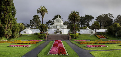 SF COnservatory of FLowers