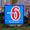 Our second 'home.' Motel 6, Santa Barbara, CA
