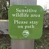 Sensitive Wildlife Area