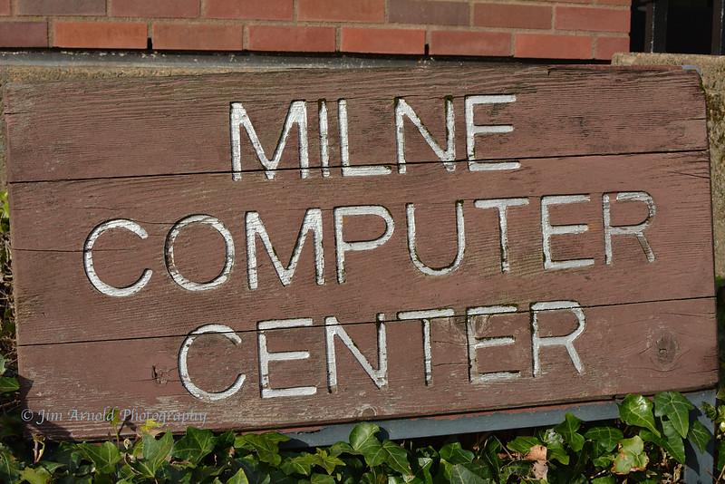 Milne Computer Center