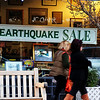 Pre-Earthquake Sale