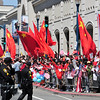 Olympic Torch Relay - San Francisco ()