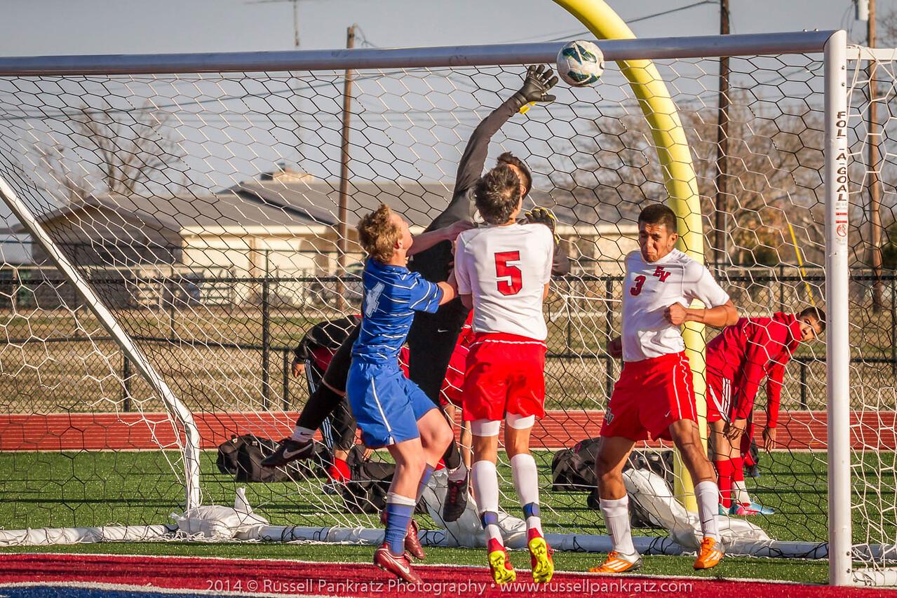 20140118 Chaps Boys Varsity Soccer vs Eastview-132