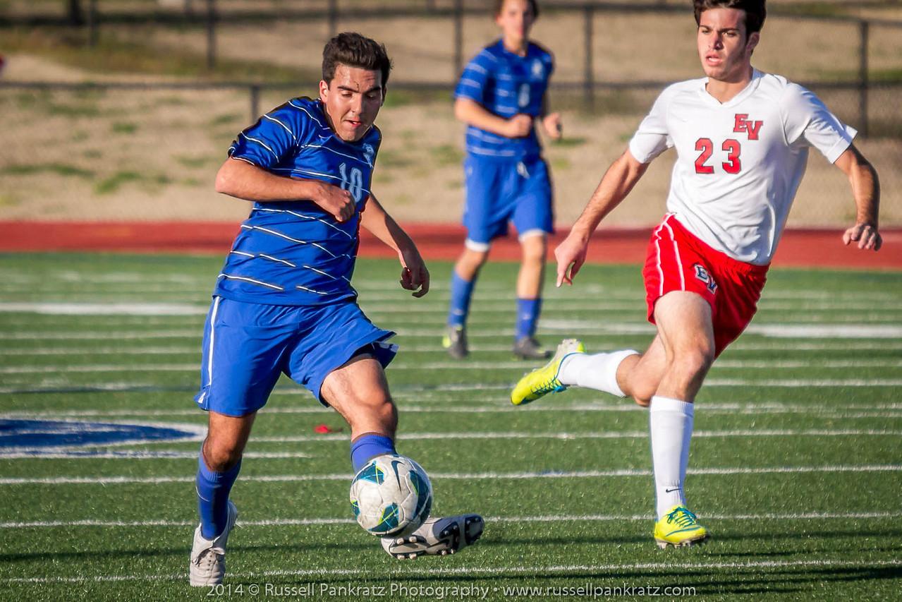 20140118 Chaps Boys Varsity Soccer vs Eastview-125