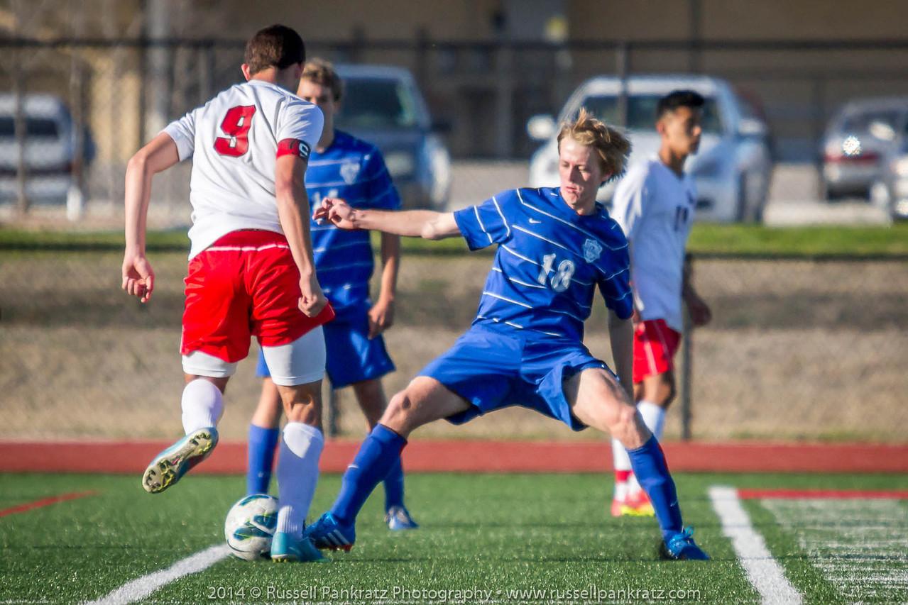 20140118 Chaps Boys Varsity Soccer vs Eastview-087