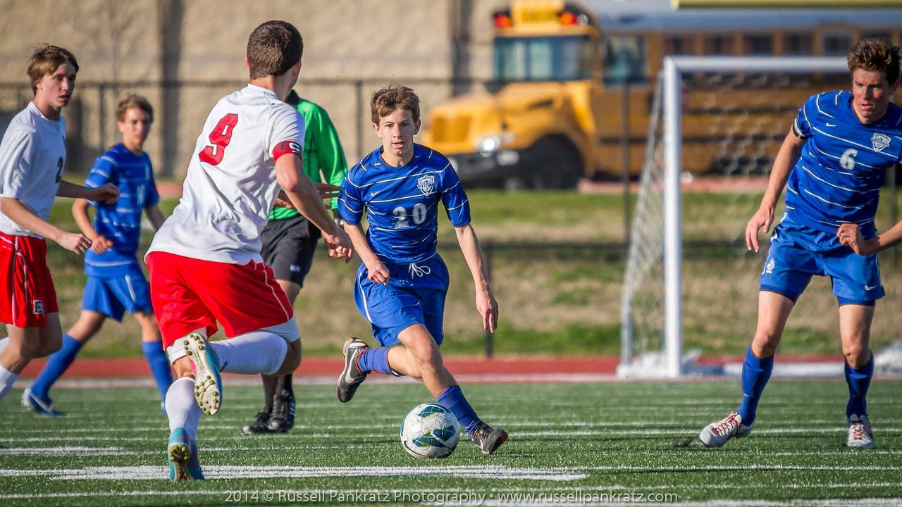 20140118 Chaps Boys Varsity Soccer vs Eastview-090