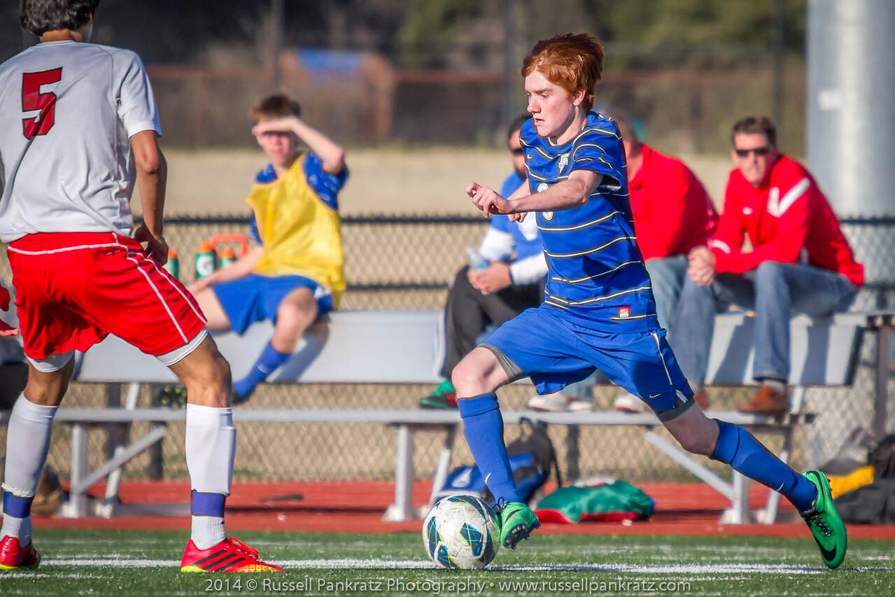 20140118 Chaps Boys Varsity Soccer vs Eastview-098