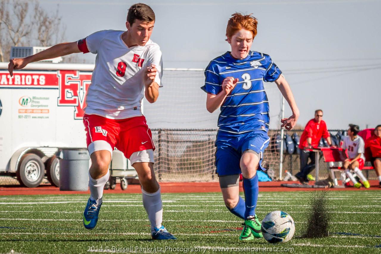 20140118 Chaps Boys Varsity Soccer vs Eastview-050