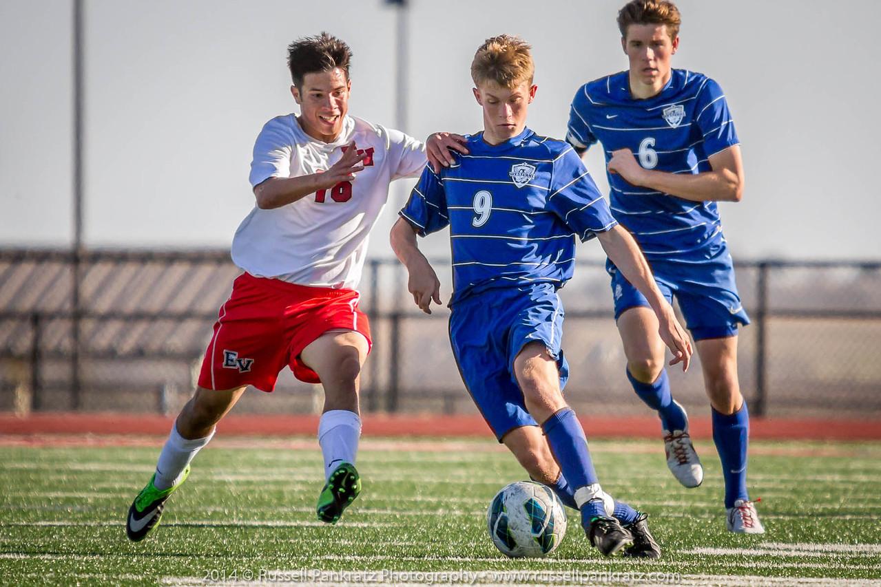 20140118 Chaps Boys Varsity Soccer vs Eastview-049