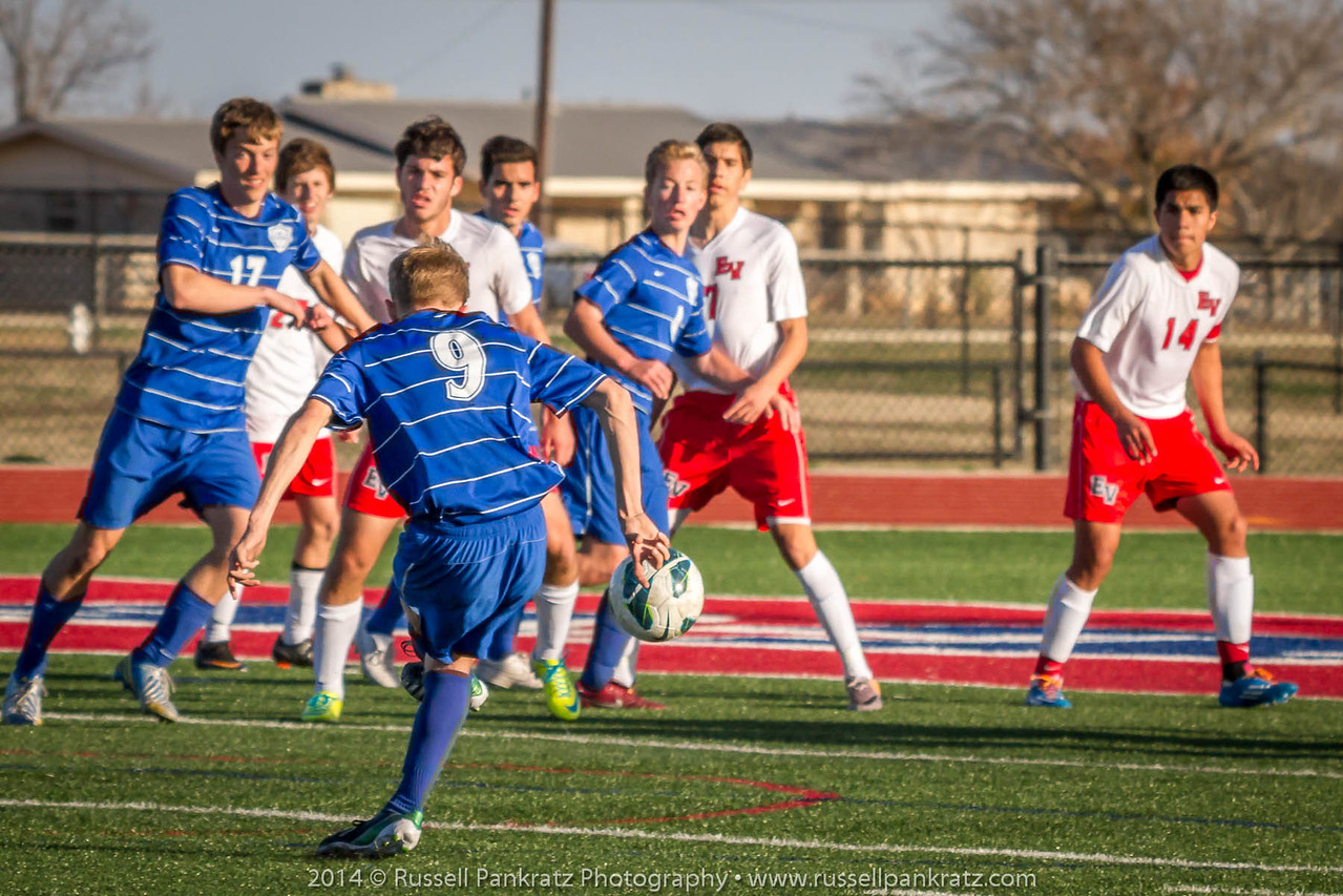 20140118 Chaps Boys Varsity Soccer vs Eastview-131