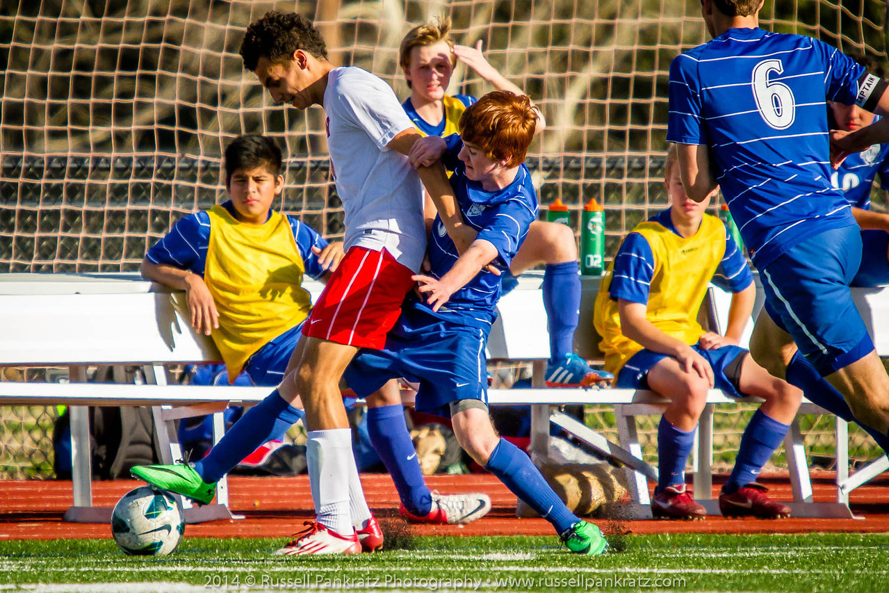 20140118 Chaps Boys Varsity Soccer vs Eastview-056