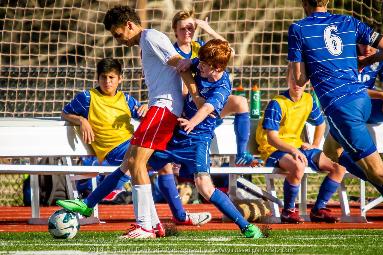20140118 Chaps Boys Varsity Soccer vs Eastview-056