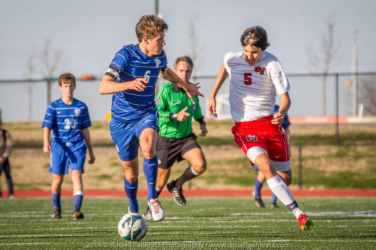 20140118 Chaps Boys Varsity Soccer vs Eastview-093