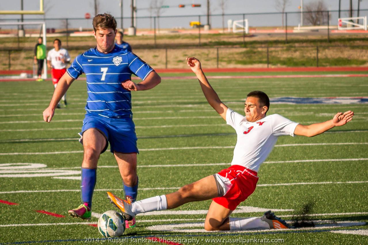 20140118 Chaps Boys Varsity Soccer vs Eastview-127