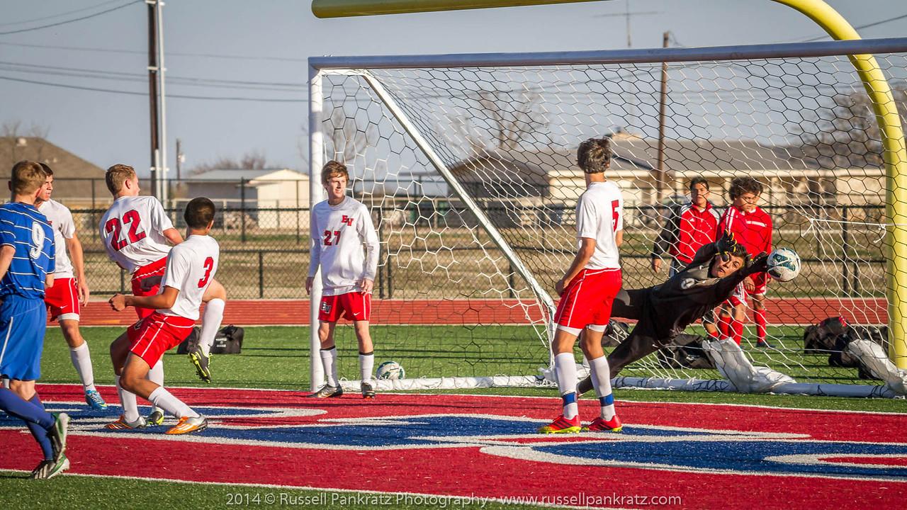 20140118 Chaps Boys Varsity Soccer vs Eastview-134