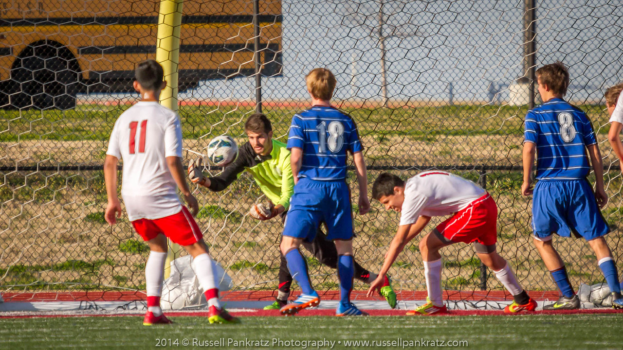 20140118 Chaps Boys Varsity Soccer vs Eastview-101