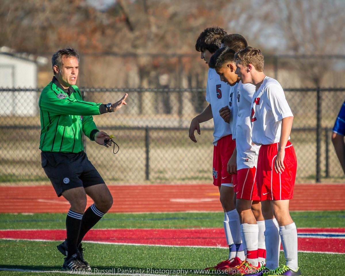 20140118 Chaps Boys Varsity Soccer vs Eastview-141