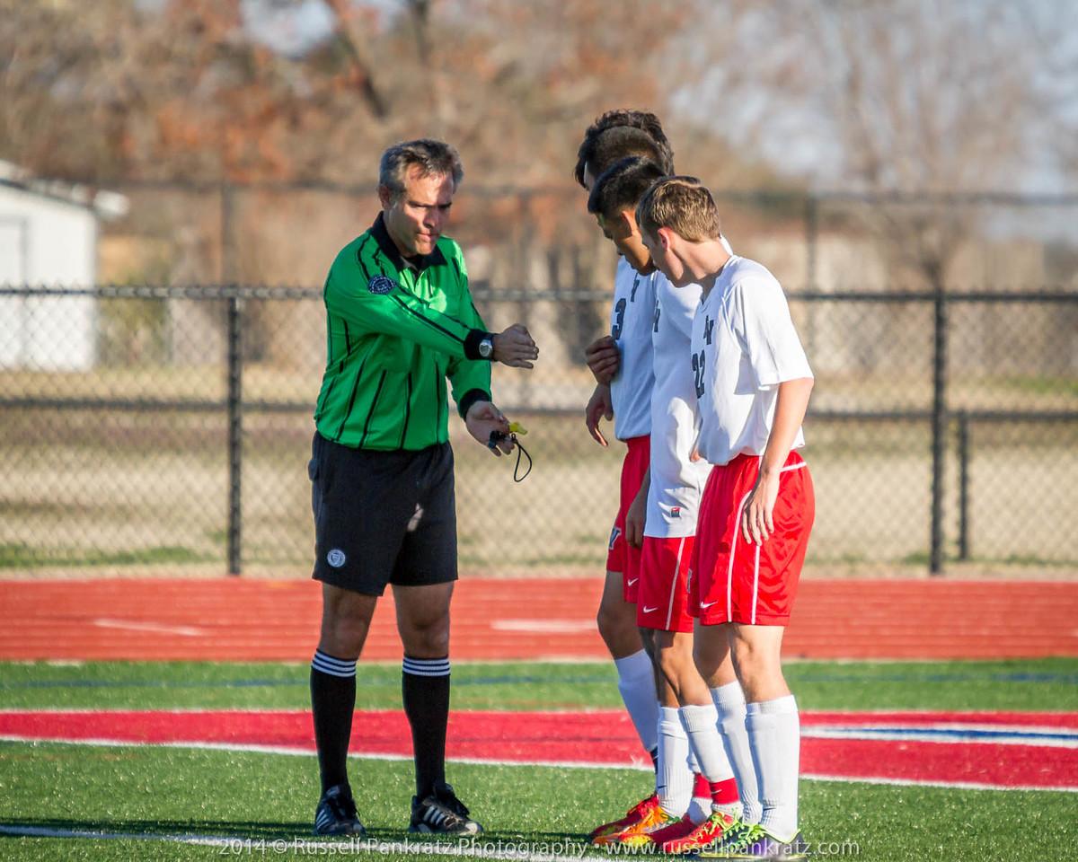 20140118 Chaps Boys Varsity Soccer vs Eastview-140