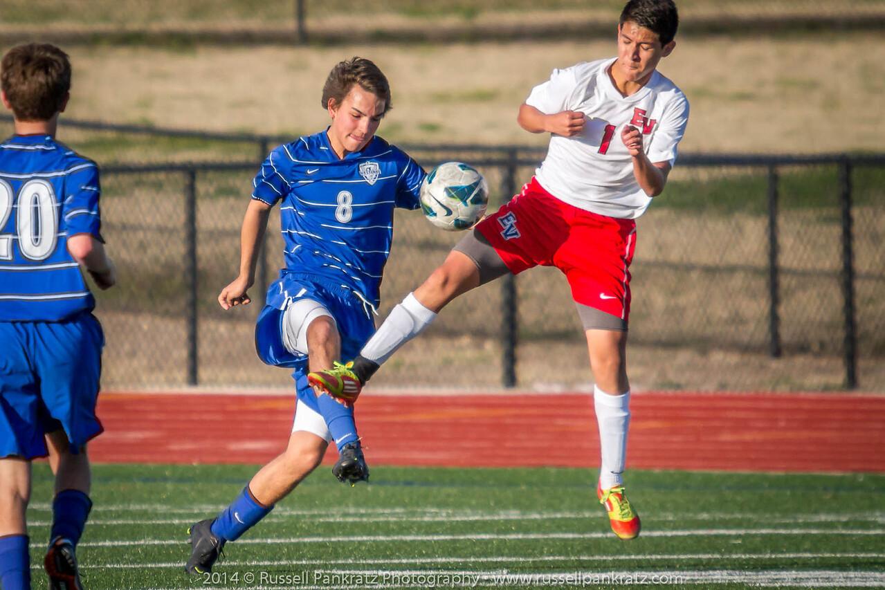 20140118 Chaps Boys Varsity Soccer vs Eastview-123