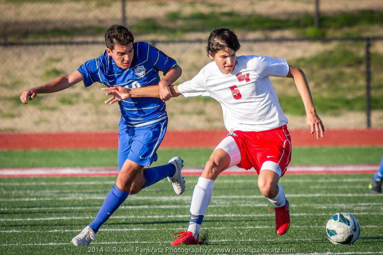 20140118 Chaps Boys Varsity Soccer vs Eastview-121