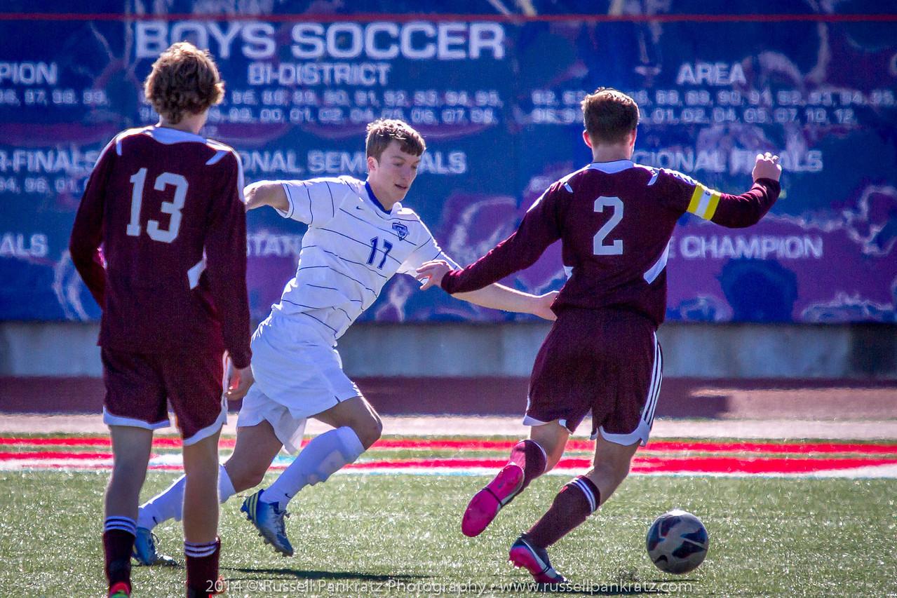 2014-01-44 Chaps Boys Varsity Soccer Scrimmage-044