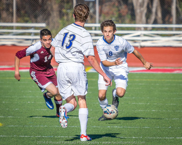 2014-01-227 Chaps Boys Varsity Soccer Scrimmage-227